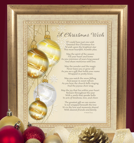 A Christmas Wish by Natalie Ducey
