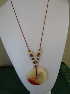 thumbnail_Necklace Lyns Asian goldfish